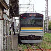 鶴見線 昭和駅から大川駅経由立ち食いソバの朝食