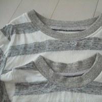 ジャミーチュニワンピと定番Tシャツ