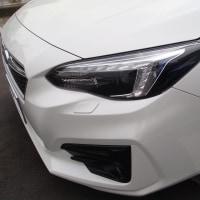新型インプレッサ★試乗車
