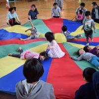 川北ひよこ学級③「ちびっこハロウィン運動会」