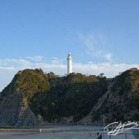 塩屋崎灯台と波立海岸     2017年4月