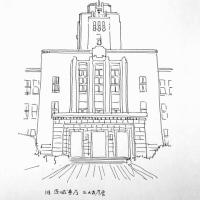 20170525 茨城県庁 三の丸庁舎