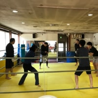 3/22下川原靖也コーチの水曜朝フィットネスクラス練習日記