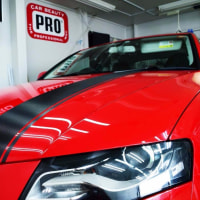 Audi・A4 PRO PCX-S8コーティング