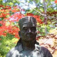 ぶらり旅・一茶記念館③小丸山公園(長野県上水内郡信濃町)