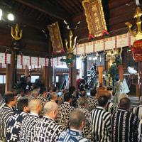 祝!無形文化遺産正式登録、博多祇園山笠の記念式典