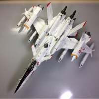 マクロスの「Sv-51γ」完成