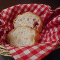 再訪「ん・ビストロ」、885円ランチは、スープ+メイン+デザート+パン+コーヒー