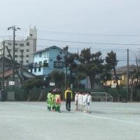 2月18日 ホーム(湘南台小学校)TRM