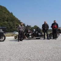F700GSキャンプツーリング「須ノ川公園キャンプ場に集合(3月19日~20日)」
