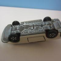 トミカ フェアレディZ Z432 S30 1Aホイール 白