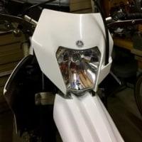 ライトマスク交換