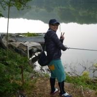 定例:土曜の朝の矢作川