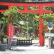 家康公と浜松 《浜松秋葉神社》