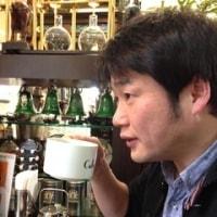 宇部市Cafe Peacockで演奏「シュークリーム」清水真弓(Vo)マイルストン石橋(Gt)