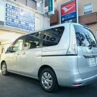 先週のAA落札した新車並みの「セレナSハイブリッド」が到着致しました!