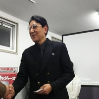 TAC日記「古谷敏氏トーク&サイン会」