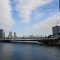久しぶりに横浜に