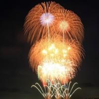 第64回とりで利根川大花火の案内