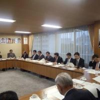 県選出自民党所属国会議員との懇談会