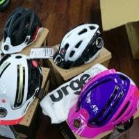 URGEヘルメット再入荷
