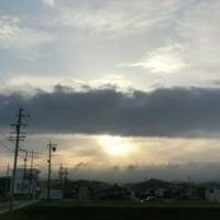 2017.04.12(水)☁☀