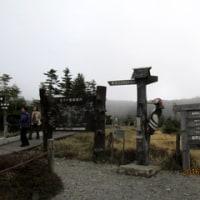 北八つ・岩峰の三ツ岳~北横岳