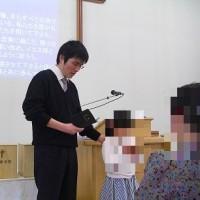 シャロンキリスト教会~新入生祝福式~