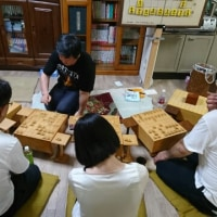 6月23日金曜日教室の風景。