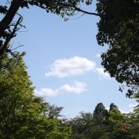 浮雲が美しいと思った日!