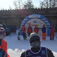 北志賀スキー技術選