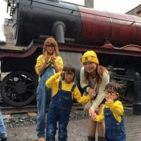大阪に行ってきました、1日目はUSJ★