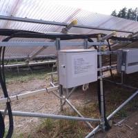 PANAX  太陽光 第三 発電所発電状況 並びに 発電設備  全て 順調