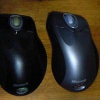 マウス同じ物に換えた
