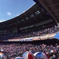 開幕戦 浦和に3-2逆転勝利!新アンセムもお披露目