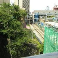 春風亭一之輔、志帥会、飯田橋駅の工事