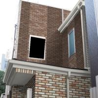 神奈川県横浜市港北区のお客様、カルセラ全面張り+塗装工事、ご契約致しました。