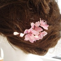 桃の花 de ひなまつり