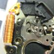 昔のアルバ クオーツ時計を修理です