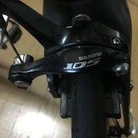 ブレーキをshimanoBR-6800に交換