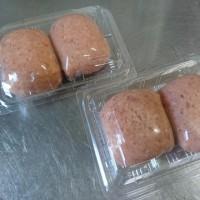 お昼ご飯は  ハンバーグ