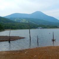 女神湖から湯の丸高原へ