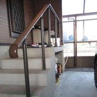 静岡県駿東郡長泉町で介護保険を利用した手すり設置工事