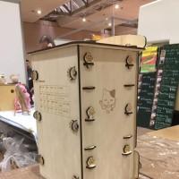 リフォームフェアで遠藤木型製「燻製器」デビュー!