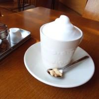 ふわふわ泡のカプチーノ試作品 苦いコーヒーは苦手な方へ
