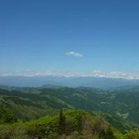 茶臼山高原の芝桜と足助の街並み散策