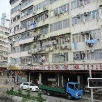 8年ぶりの香港