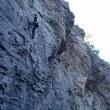ロープで登りたい!