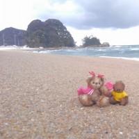 舞鶴の三浜・小橋海水浴場