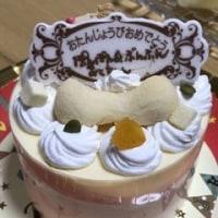 ブンブンとぽんちゃんのお誕生会